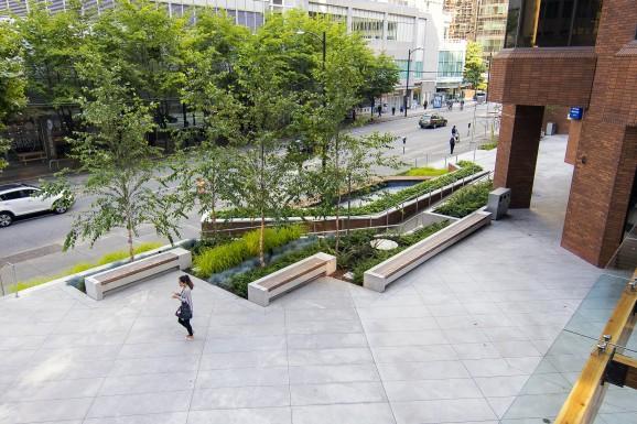 Pender Plaza