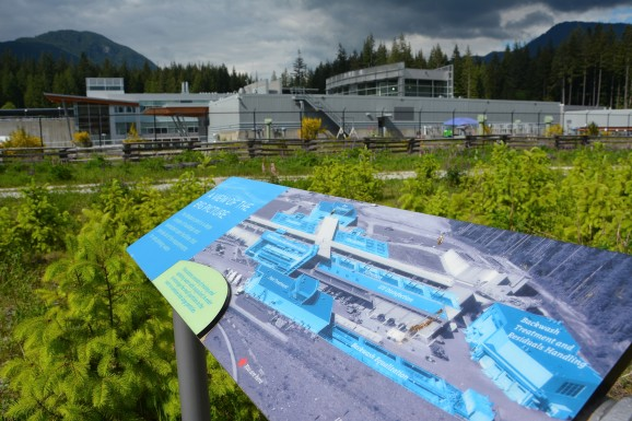 Seymour Capilano Water Treatment Plant