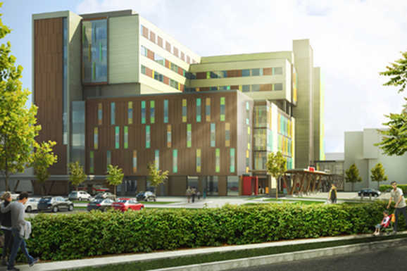 Teck Acute Care Centre (BC Children's And BC Women's Hospital)