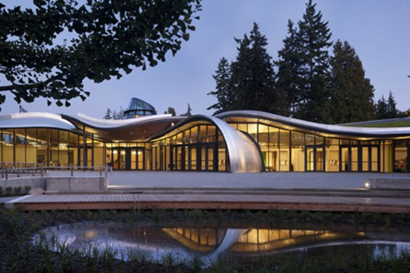 Van Dusen Botanical Garden Visitor Centre