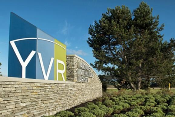 YVR Sea Island Master Plan – A Gateway Landscape