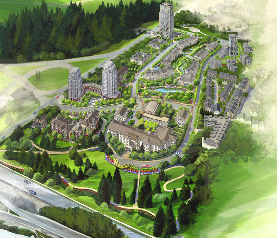 Victoria Hill Aerial Rendering – NEW