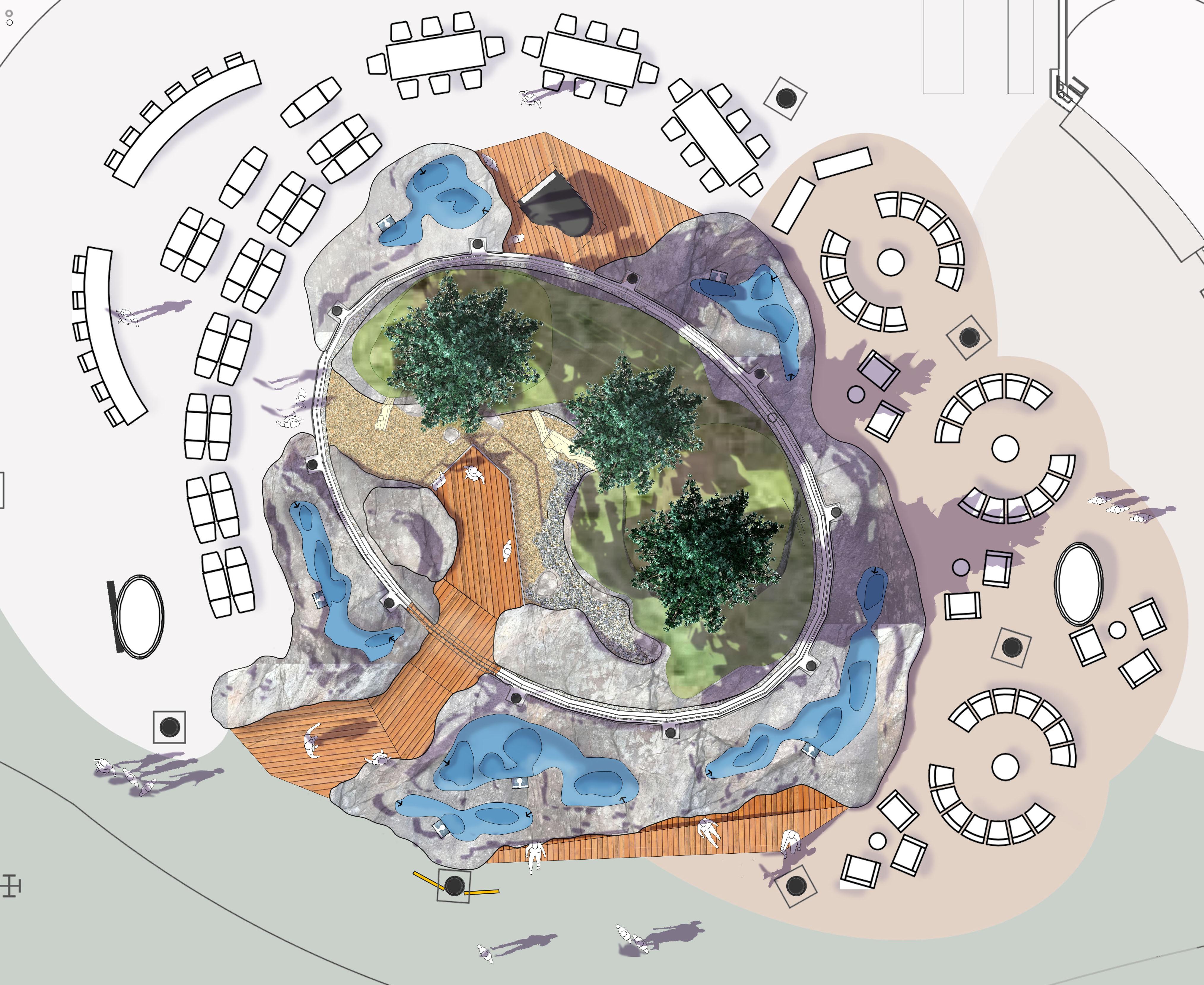 06-580 18-01-29 YVR Pier D – Landscape Plan